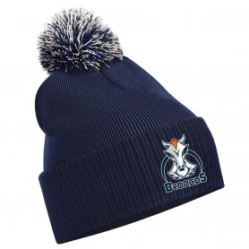 Grangemouth Broncos - Broncos Embroidered Bobble Hat
