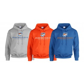 Grangemouth Colts - Colts Text Logo Hoodie