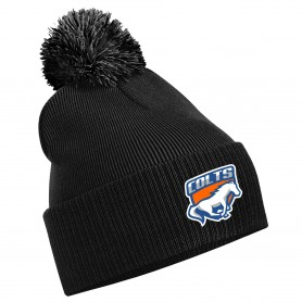 Grangemouth Colts - Colts Embroidered Bobble Hat