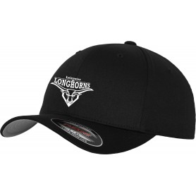 Leicester Longhorns - Embroidered Flex-Fit Cap