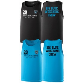 "Sheffield Giants - ""Big Blue"" Performance Vest"