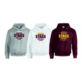 Southampton Stags - Laces Logo Hoodie