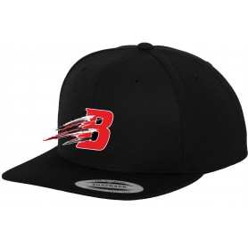 Bournemouth Bobcats - Embroidered Snapback Cap
