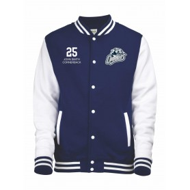 Cobham Cougars - Customised Embroidered Varsity Jacket