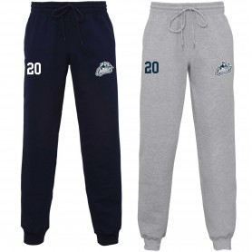 Cobham Cougars - Embroidered Cuff Bottom Joggers