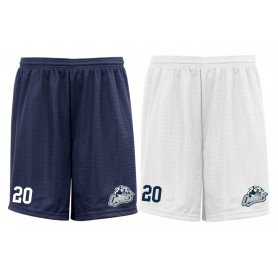 Cobham Cougars - Custom Embroidered Mesh Shorts