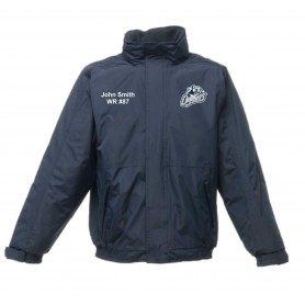 Cobham Cougars - Embroidered Heavyweight Dover Rain Jacket