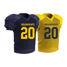 Ports Dreadnoughts - Offence/Defence Practice Jersey