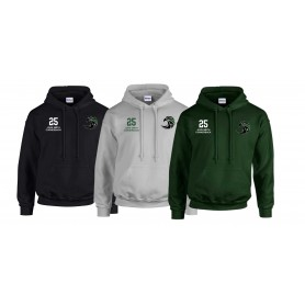 Exeter Falcons - Customised Embroidered Hoodie