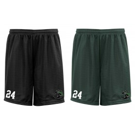 Exeter Falcons - Embroidered Mesh Shorts