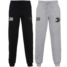 Exeter Falcons - Embroidered Cuff Bottom Joggers