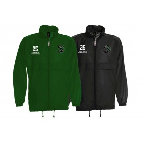 Exeter Falcons - Embroidered Lightweight Rain Jacket