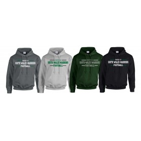 South Wales Warriors - Property Of Logo Hoodie