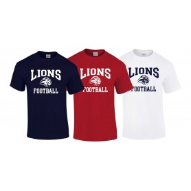Birmingham Lions - Football Logo T-Shirt