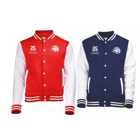 Birmingham Lions - Customised Embroidered Varsity Jacket