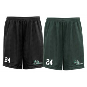 South Wales Warriors - Embroidered Mesh Shorts