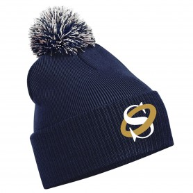 Oxford Saints - Embroidered Bobble Hat