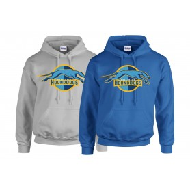 Hellingly Hound Dogs - Full Logo Hoodie