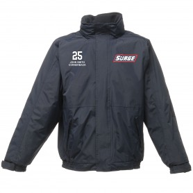 Staffordshire Surge - Embroidered Heavyweight Dover Rain Jacket