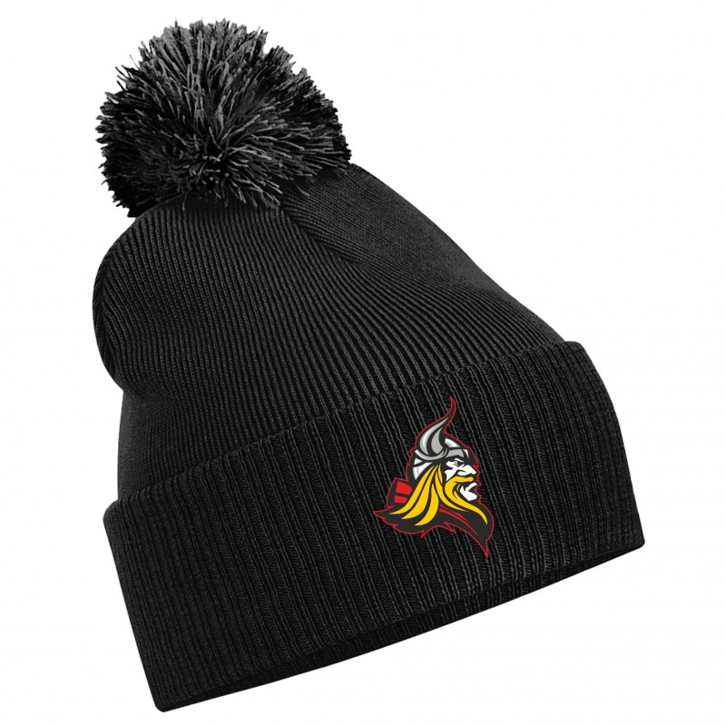 Northumberland Vikings - Embroidered Bobble Hat