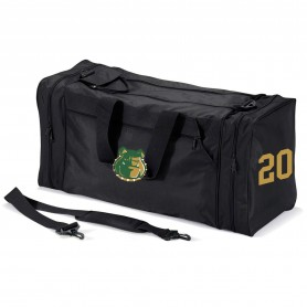 Bangor Mud Dogs - Custom Embroidered and Print  Kit Bag