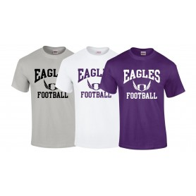 Ouse Valley Eagles - Football Logo T-Shirt