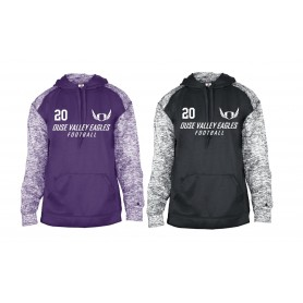 Ouse Valley Eagles - Printed Sport Blend Hoodie