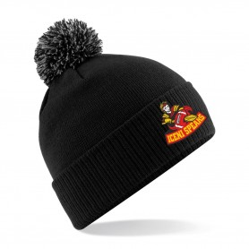 ICENI Spears - Embroidered Bobble Hat