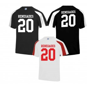 Berkshire Renegades - Flag Jersey