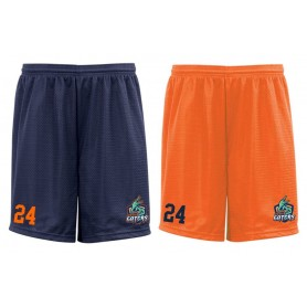Gwent Gators - Customised Embroidered Mesh Shorts