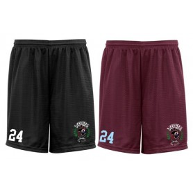 Galway Warriors - Custom Embroidered Mesh Shorts