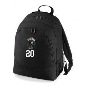 Galway Warriors - Customised Embroidered Universal Backpack