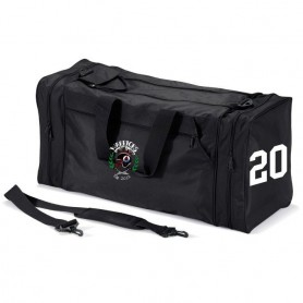 Galway Warriors - Custom Embroidered and Print  Kit Bag