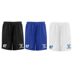 Dundee Hurricanes - Custom Embroidered Mesh Shorts