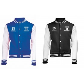 Dundee Hurricanes - Embroidered Varsity Jacket