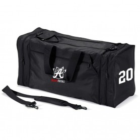 Aberdeen Oilcats - Custom Embroidered and Print Kit Bag