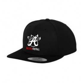 Aberdeen Oilcats - Embroidered Snapback Cap