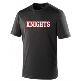 Edinburgh Napier Knights - Performance Personalised Team Name T-Shirt