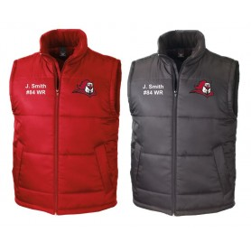 Edinburgh Napier Knights - Customised Embroidered Bodywarmer