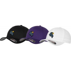 Newcastle Blackhawks - Embroidered Flex Fit Cap