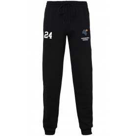 Newcastle Blackhawks - Customised Embroidered Cuff Joggers
