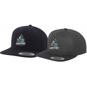 Gwent Gators - Embroidered Snapback Cap