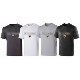 Solent Thrashers - Performance 'Back the Birds' Logo T-Shirt