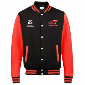 Denain Coyotes - Custom Embroidered Varsity Jacket