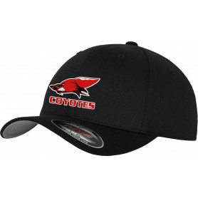 Denain Coyotes - Embroidered Flex-Fit Cap