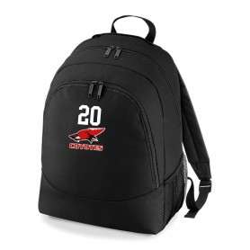 Denain Coyotes - Customised Universal Backpack