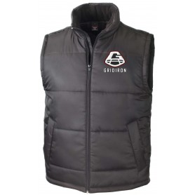 Gridiron - Embroidered Bodywarmer
