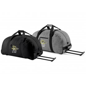 UEA PIrates - Custom Embroidered Wheelie Holdall