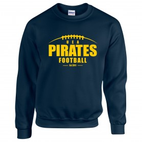 UEA PIrates - Laces Logo Sweatshirt