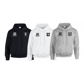 Langenthal Invaders - Full Logo with Name and Number Hoodie